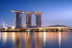 Best Room and Facility at Marina Bay Sands Singapore